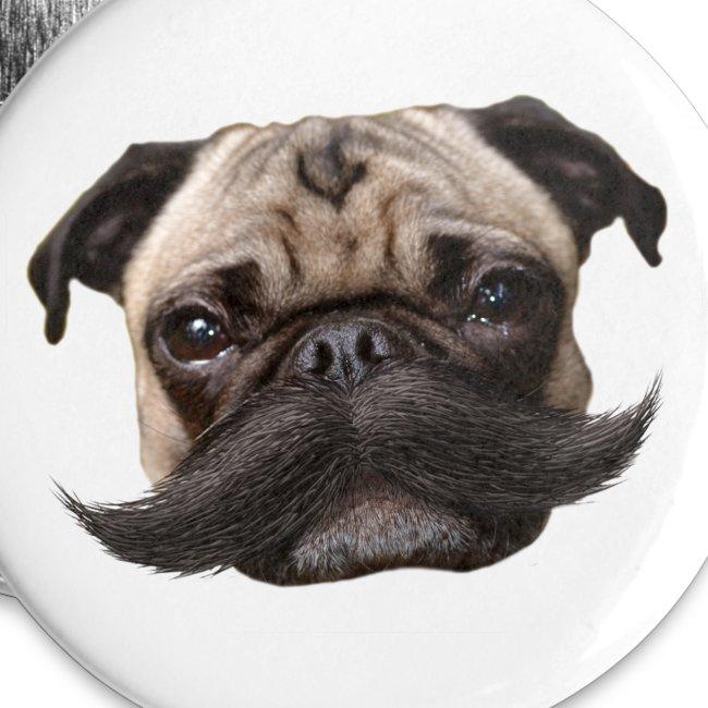 Hugo Mustachio small buttons