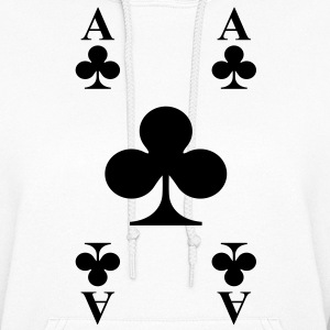 Ace of clubs Hoodies - Women's Hoodie