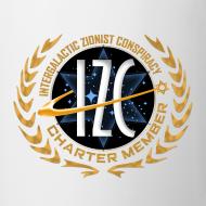 Design ~ Intergalactic Zionist Conspiracy Mug