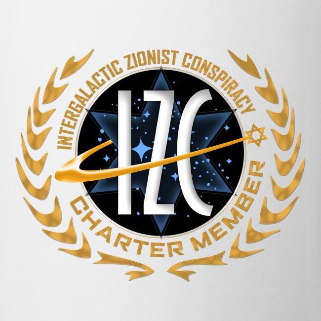 Intergalactic Zionist Conspiracy Mug