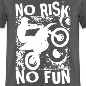 Dirt Bike No Risk No Fun