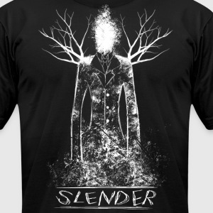 Slender - Men's T-Shirt by American Apparel