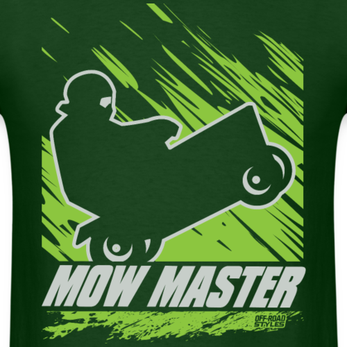 Lawnmower Race Mow Master
