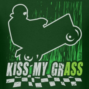 Kiss My Grass Lawnmower