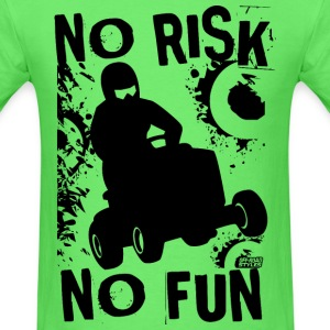 Lawnmower Racer No Risk