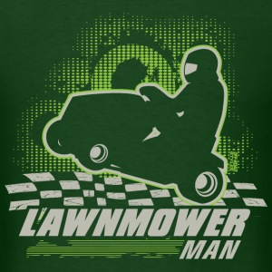 Lawnmower Racing Man