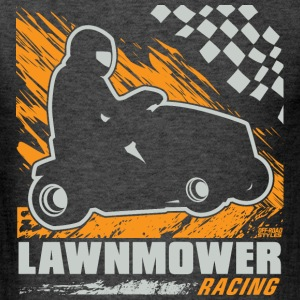 Lawnmower Racing Flag