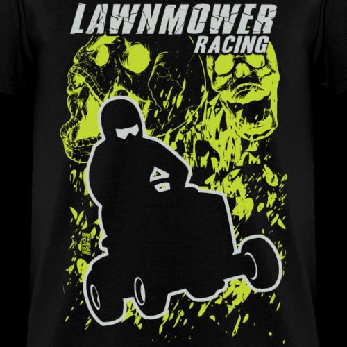 Lawn Mower Skull Screamer