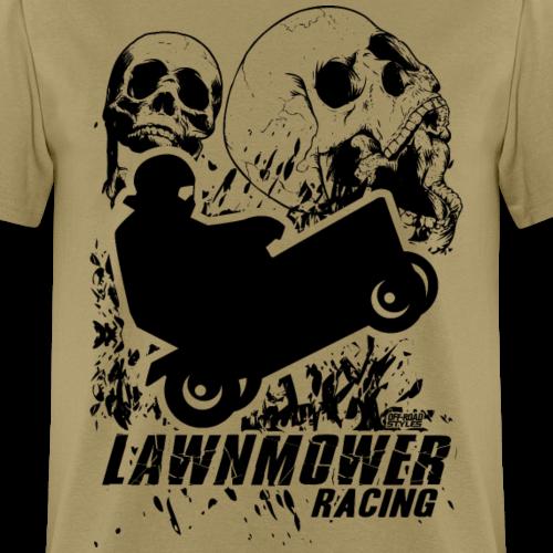 Lawnmower Race Cranial Scream