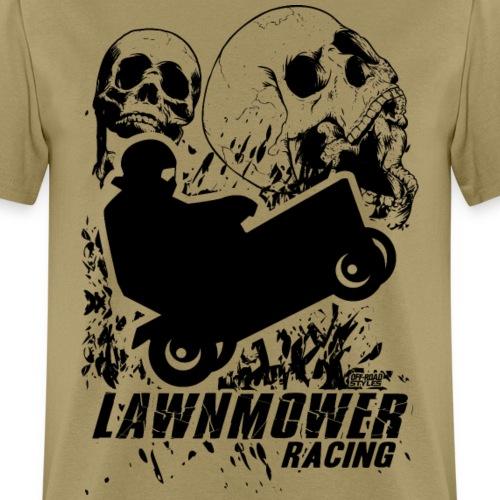 Lawnmower Race Skulls