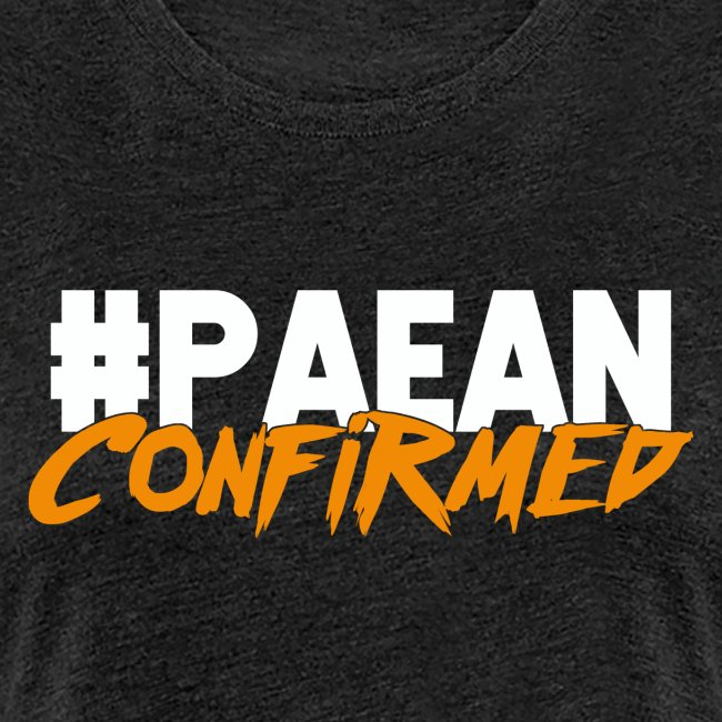 Paean Confirmed Womens Orange