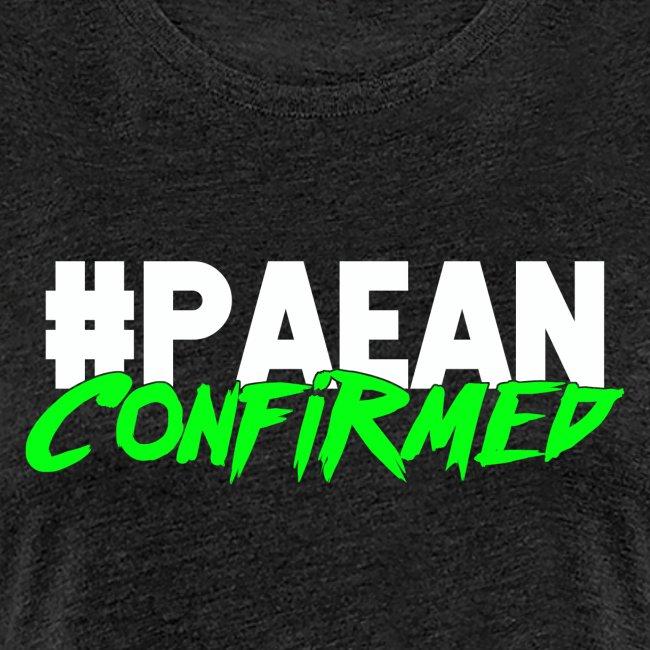 Paean Confirmed Womens Green