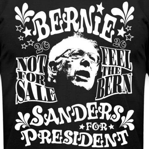 bernie sanders 60's shirt