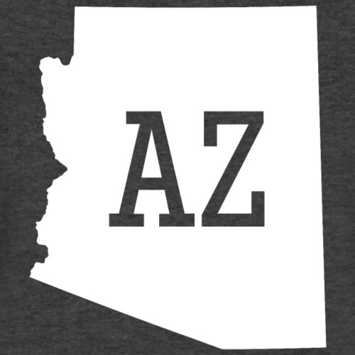 Arizona State Map AZ