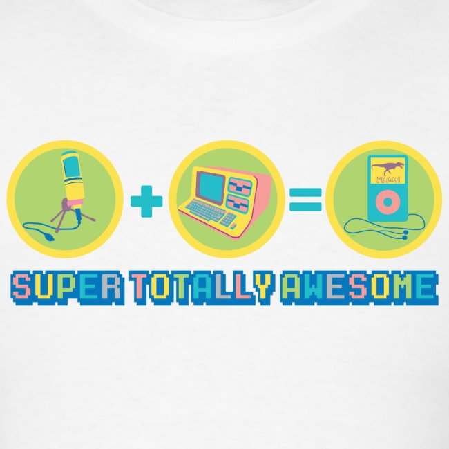 Super Totally Awesome Equation!
