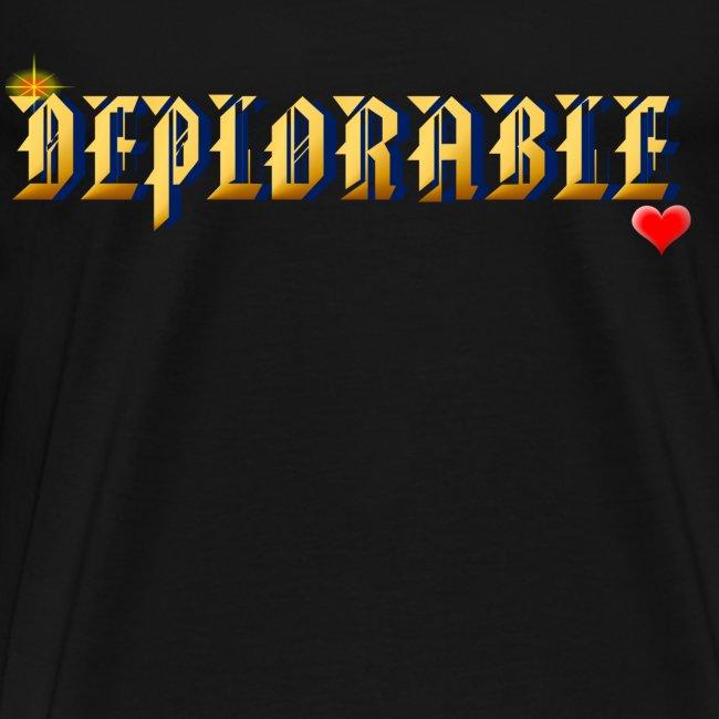 DEPLORABLE~