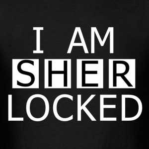 Men's Sher-locked Tee - Men's T-Shirt