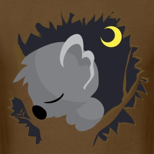 Sleeping Koala T-Shirts - Men's T-Shirt