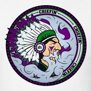 Chiefin' (Purp) T-Shirt - Men's T-Shirt