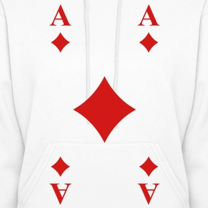 Ace of Diamonds Hoodies - Women's Hoodie
