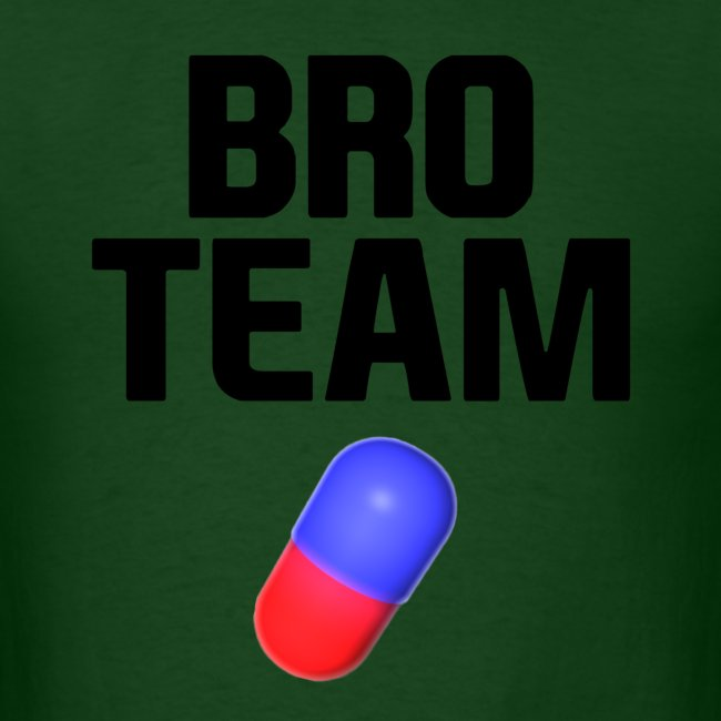 Bro Team Logo Shirt