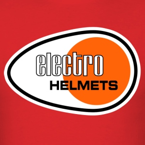 Electro Helmets - Men's T-Shirt