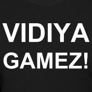 Design ~ VIDIYA GAMEZ! for Womenz!