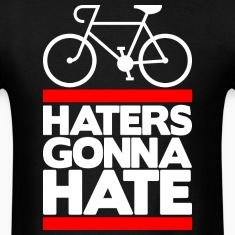 Bike Haters Gonna Hate