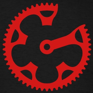 Gear Brand Logo - Men's T-Shirt
