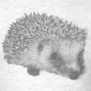 hedgehog T-Shirts - Men's T-Shirt