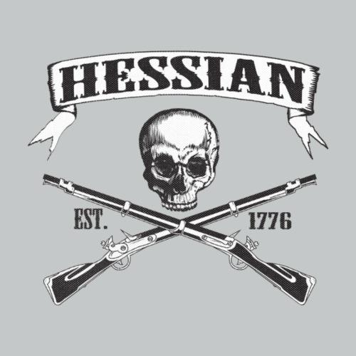 Hessian logo with duatone