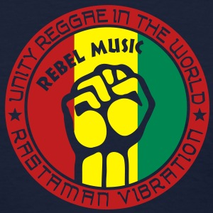 unity reggae in the world rastaman vibration Women's T-Shirts - Women's T-Shirt