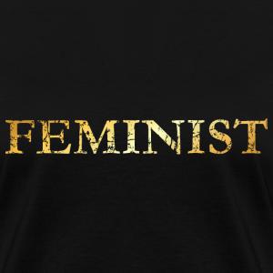 Feminist (Ancient Gold)