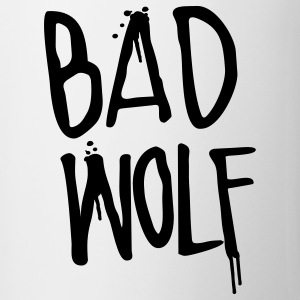 Doctor Who: Bad Wolf Mug - Coffee/Tea Mug