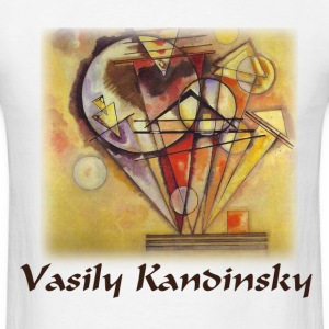 Kandinsky - On Points - Men's T-Shirt