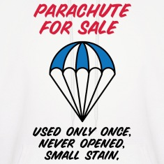 Parachute For Sale 2 (dd)++2012 Hoodies