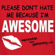 Design ~ Because I'm Awesome