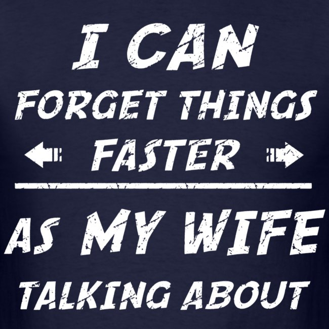 My Wife and Me a funny relationship
