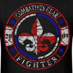 Combatives Gear Fighter Fleur de Lis
