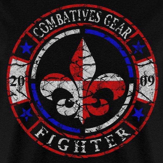 Combatives Gear Fighter Fleur de Lis
