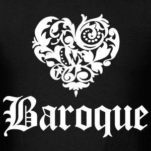 Love Baroque T-Shirts - Men's T-Shirt