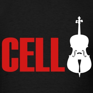 cello T-Shirts - Men's T-Shirt
