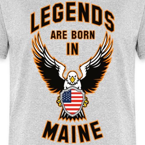 Legends are born in Maine