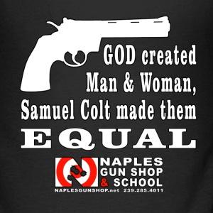 Sam Colt made us equal