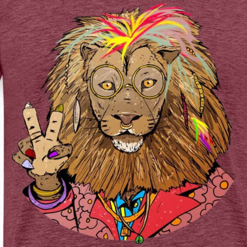 Hippy Lion