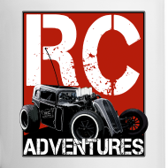 Design ~ RC ADVENTURES - Dark Dragster Coffee Cup