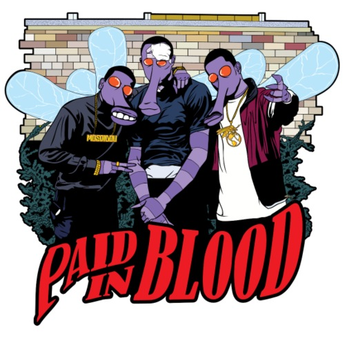 Paid In Blood