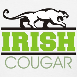 Irish Cougar T-Shirt - Women's T-Shirt