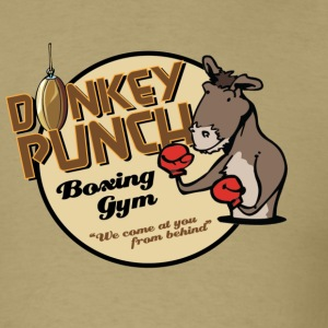 Donkey Punch Boxing Gym - Men's T-Shirt