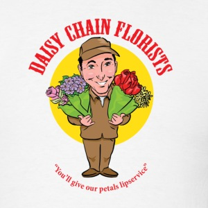 Daisy Chain Florists - Men's T-Shirt